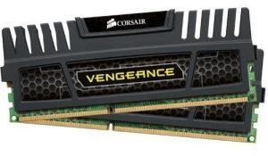 Corsair Vengeance 8 GB (2 x 4 GB) DDR3 1600 MHz Memory Kit