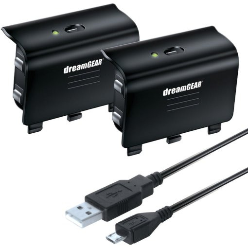 DreamGEAR Xbox One Charge Kit review