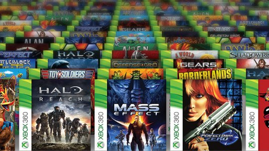List 5 Best Xbox 360 Original Arcade Games