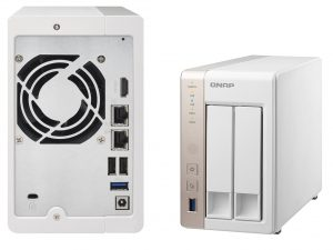 Qnap Turbo TS-251 NAS