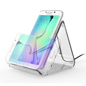 Fleck 3 Coil Wireless Qi Charging Stand