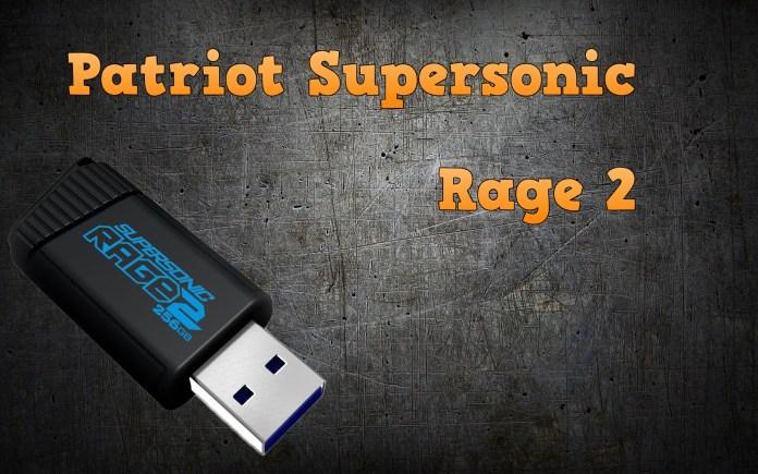 Patriot Supersonic Rage 2
