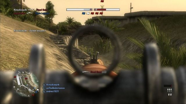 Battlefield 1943 gameplay