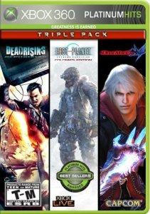 Capcom Platinum Hits Triple Pack