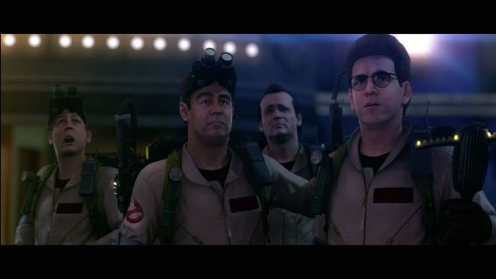 Ghostbusters gameplay