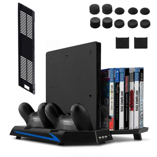 Keten Vertical Stand for PS4 Slim / PS4 Review