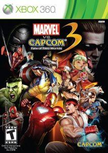 Marvel Vs Capcom heroes