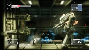 Shadow Complex Xbox gameplay