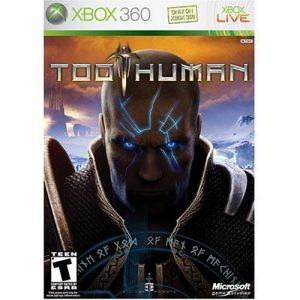 Too Human Xbox 360 gameplay