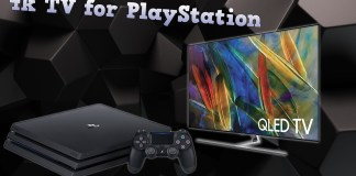 Top 9 best 4K TV's for PS4 and PS4 Pro
