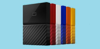 WD My Passport portable external hard drive review