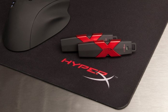 Kingston DataTraveler HyperX design