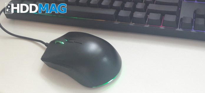 Cooler master mouse