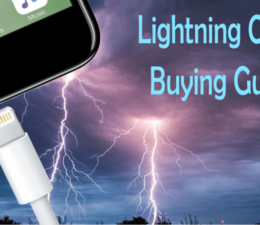 Lightning to usb cable buying guide, best buy lightning cable for charging iphone, best price durable iphone charging cable with usb