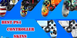 Best PS4 Console and PS4 Controller Skins