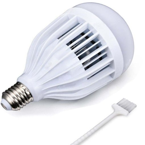 Luditek 2-in-1 LED Bug Light Bulb