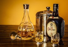 Whiskey Decanter featured