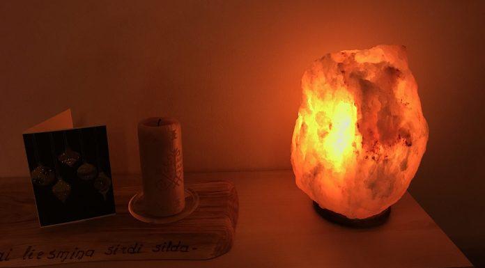 my himalayan salt lamp