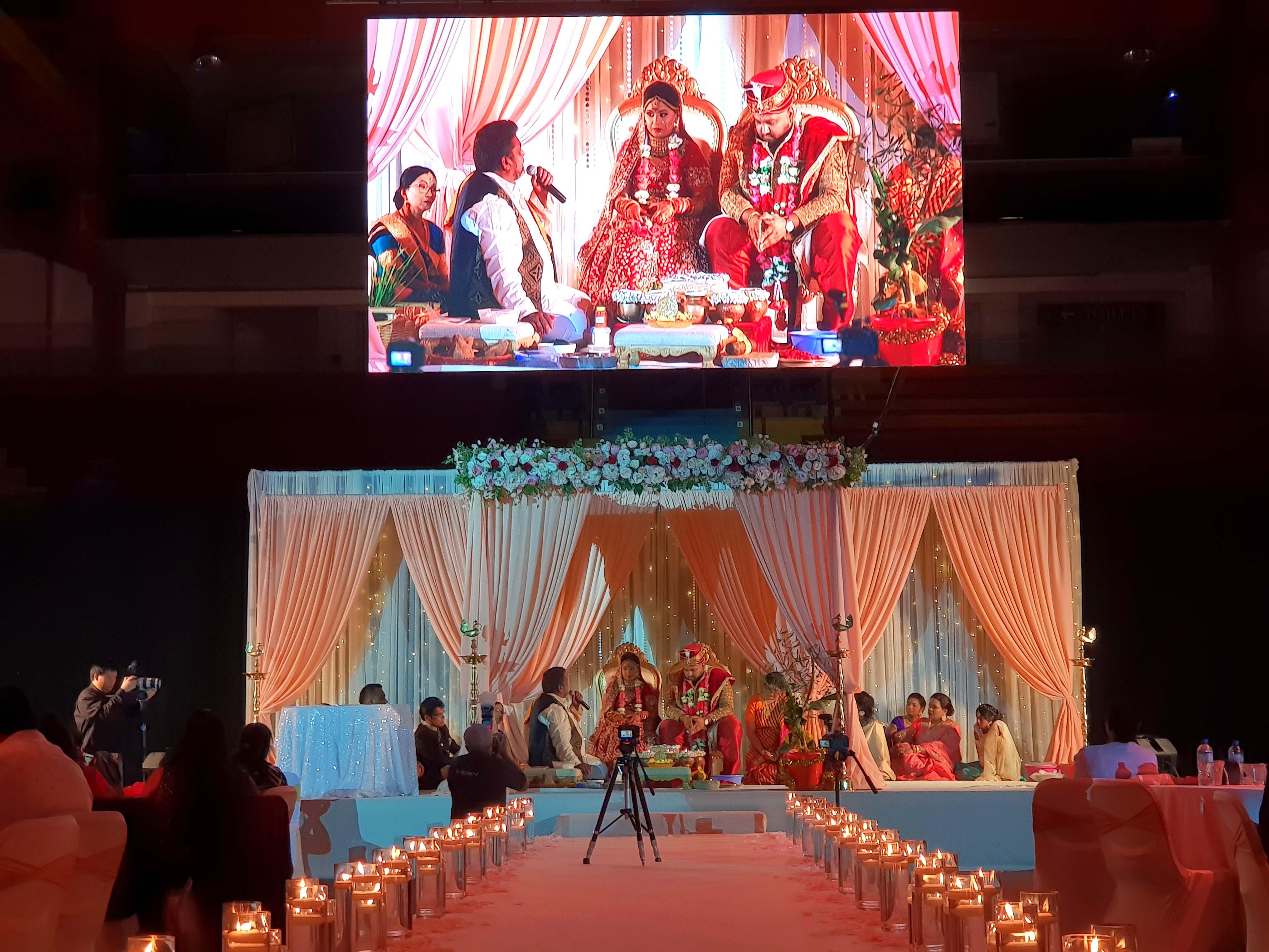 Indian wedding venues auckland