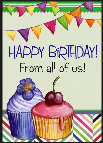 Free Birthday Cards For Facebook Friends