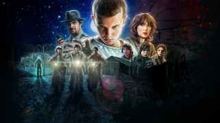 stranger things background wallpapers