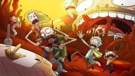 rick and morty wallpapers hd 4k