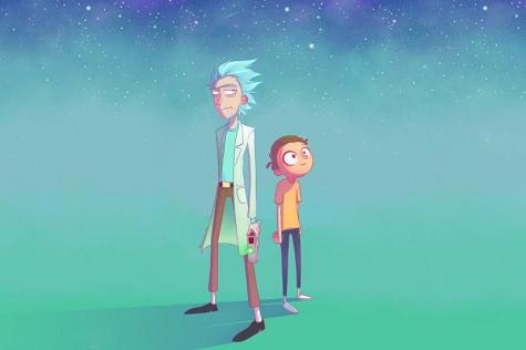 rick and morty wallpapers latest shoot