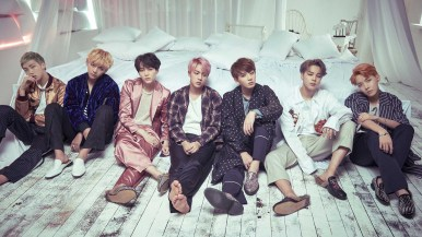 download BTS Wallpapers