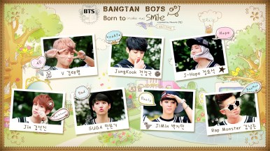 download free BTS Wallpapers