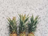 three pineapple wallpapers beautiful view