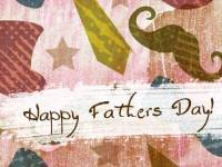 fathers day hand painting Android wallpapers