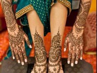 Full-Hand-and-Legs-Bridal-Mehndi-Design-Ideas for Eid