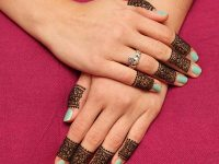 Henna-Finger-Bands