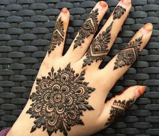 Mehndi-Designs-Images for Eid