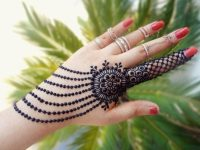backhand mehndi design for eid al-adha