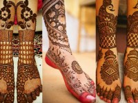 have a look on amazing feet mehndi designs set legs cover in this designs