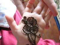 kids-Arabian mehndi-designs