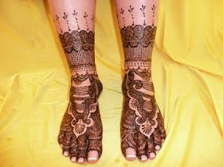 mehendi designs for bridal functions for legs and hands 2019