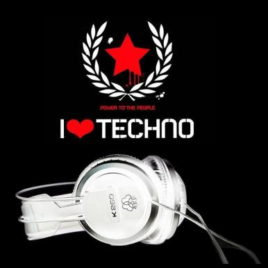 techno loving wallpaper