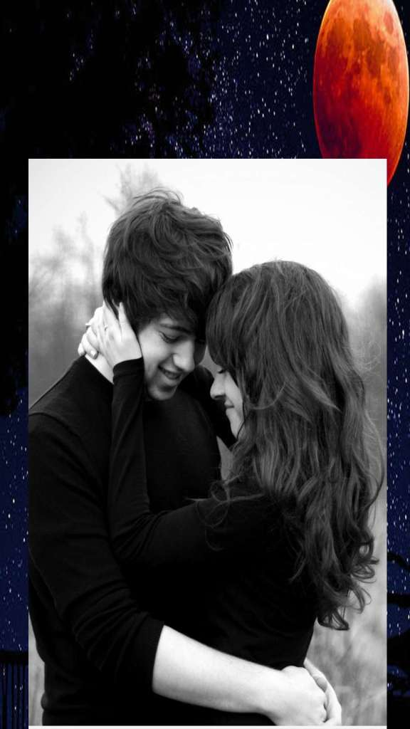 romantic black background mobile wallpaper