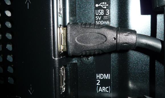 HDMI ARC Input 580