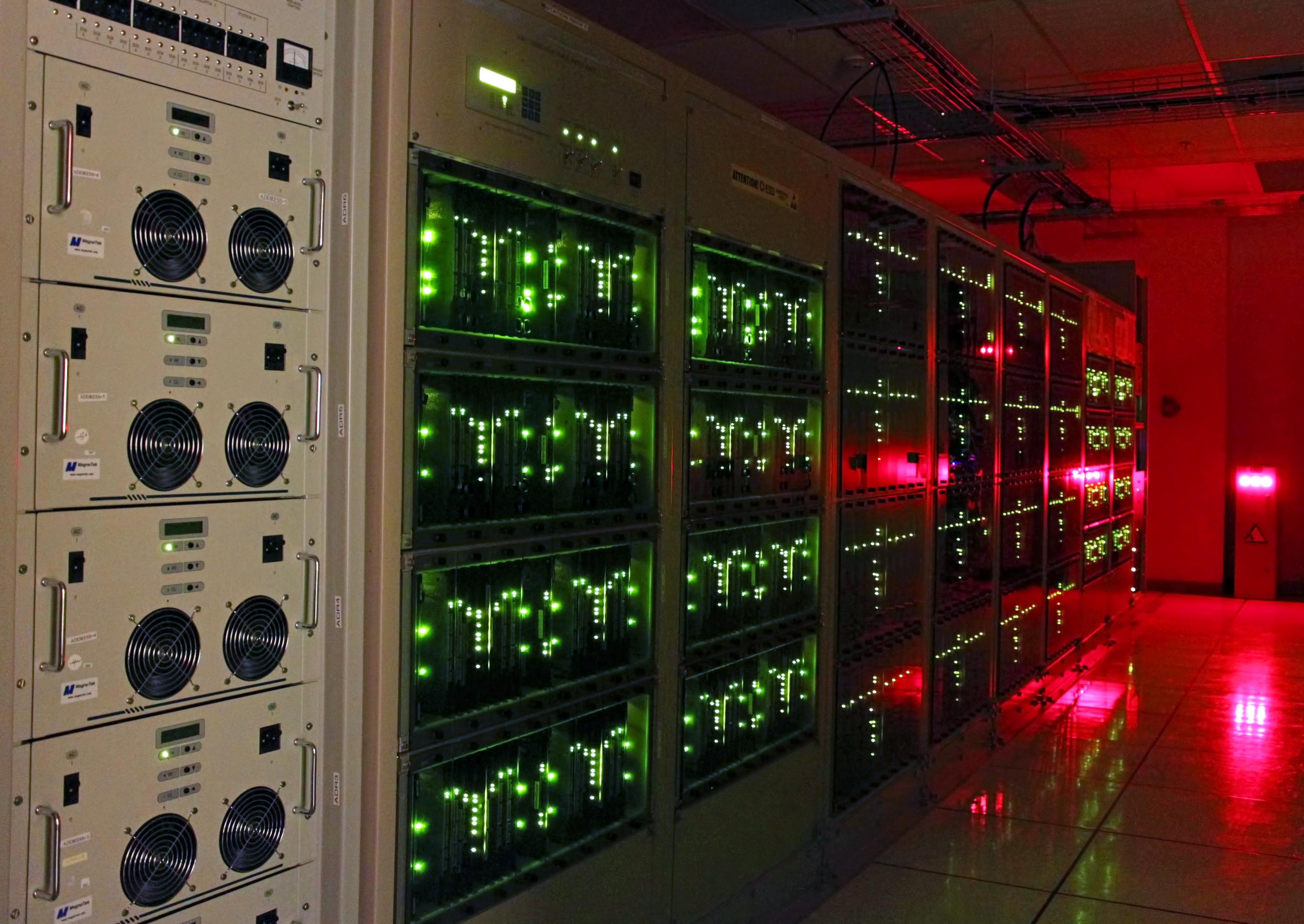 automated lighting control system for