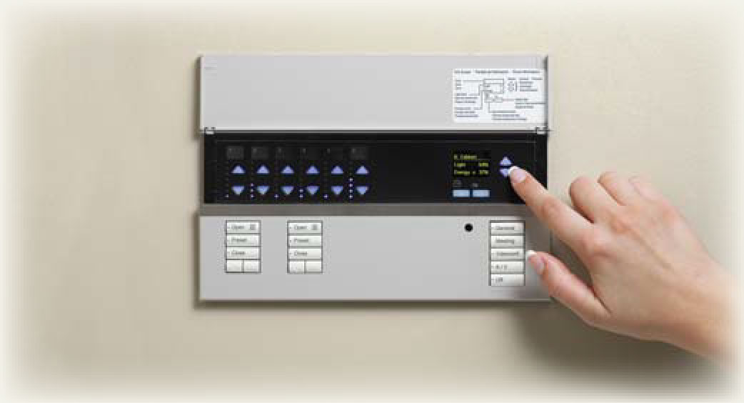 an automatic lighting control system