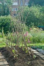 32 Successful Ways To Building DIY Trellis For Veggies And Fruits HomeDesignInspired 20