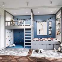 41 Awesome Boys Bedroom Ideas That Will Inspire You 16