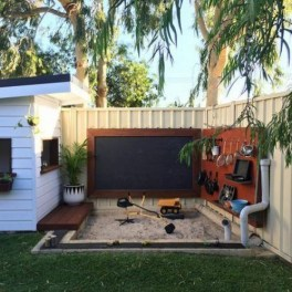 45 Cool And Budget Friendly Projects For A Kid S Play Area #backyardideas Make 44