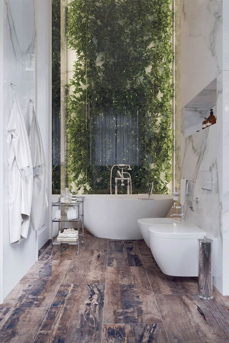 49 Luxury Bathrooms And Tips You Can Copy From Them 30