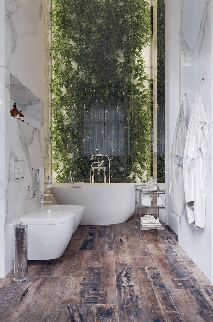 49 Luxury Bathrooms And Tips You Can Copy From Them 34