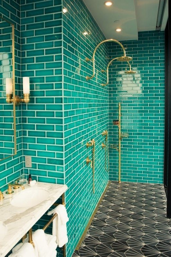 49 Luxury Bathrooms And Tips You Can Copy From Them 38