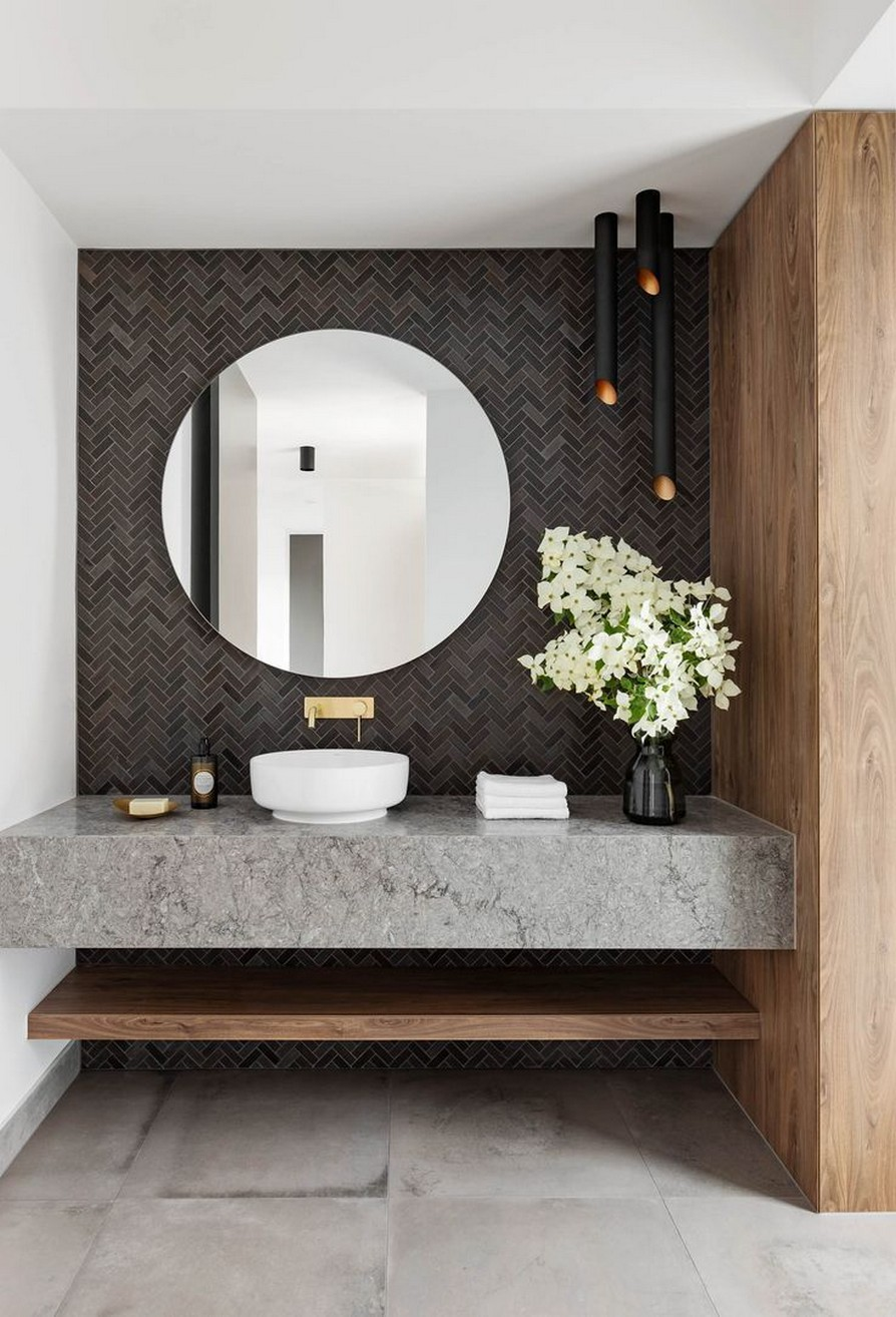 49 Luxury Bathrooms And Tips You Can Copy From Them 41